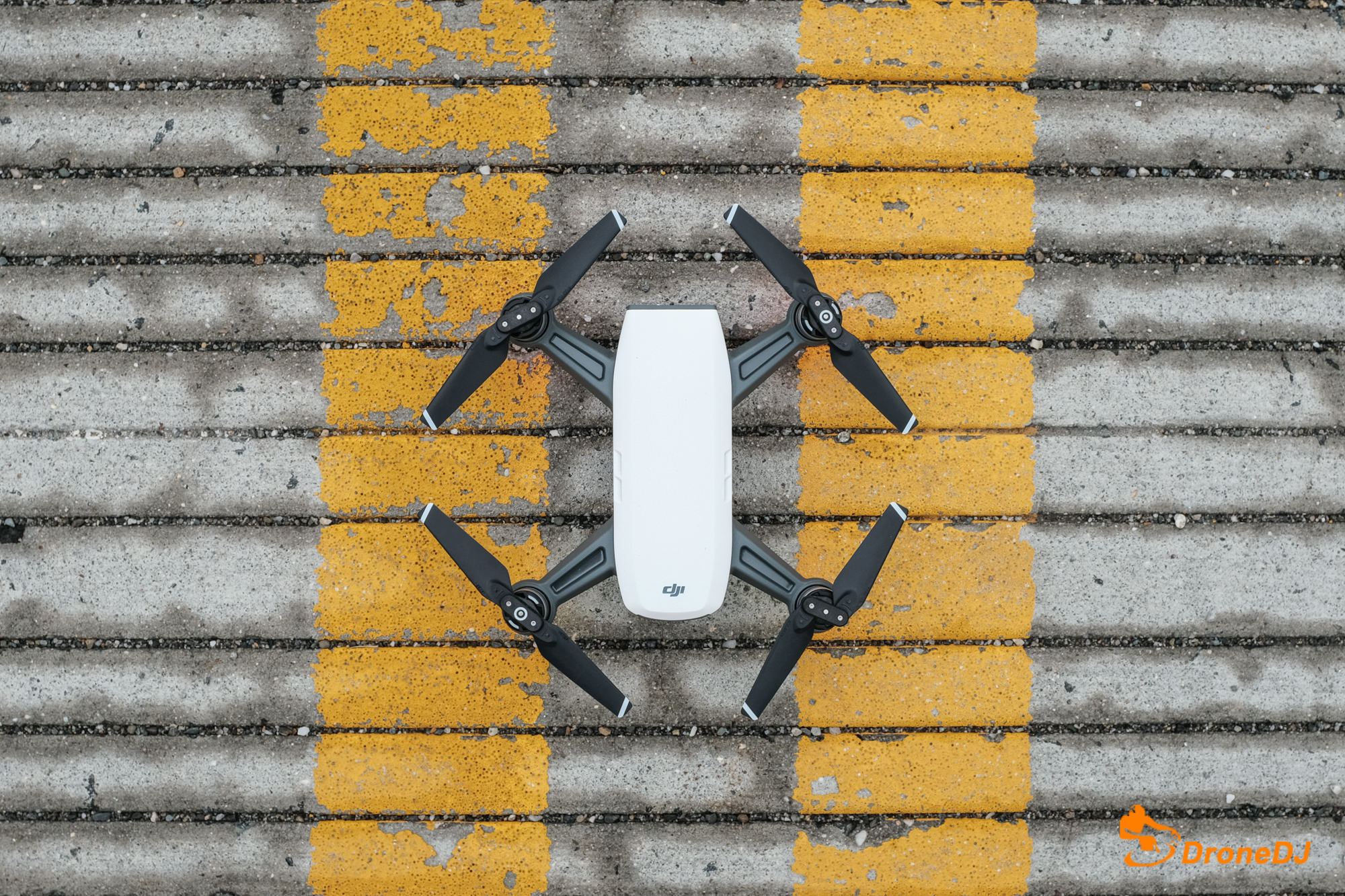 DJI just released a firmware update yesterday to enhance flight safety for your DJI Spark to prevent it from crashing as reported by some users.