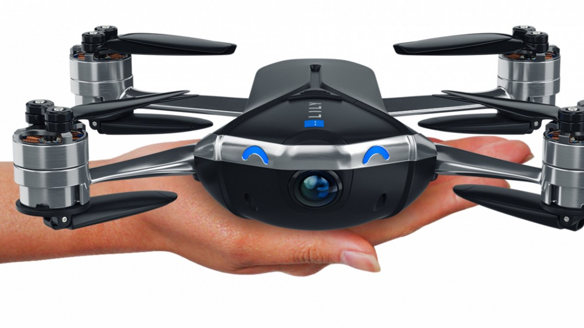 The Lily drone is dead. Long live the Lily Drone!