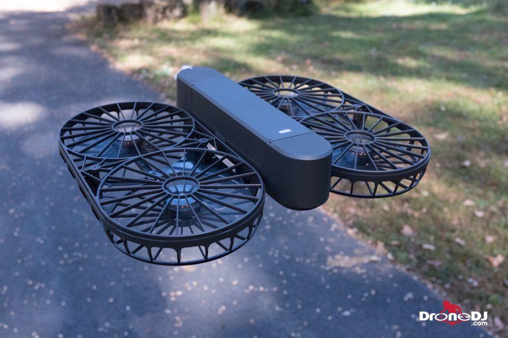 DroneDJ Moment Drone Foldable 4K Aerial Camera Drone-7