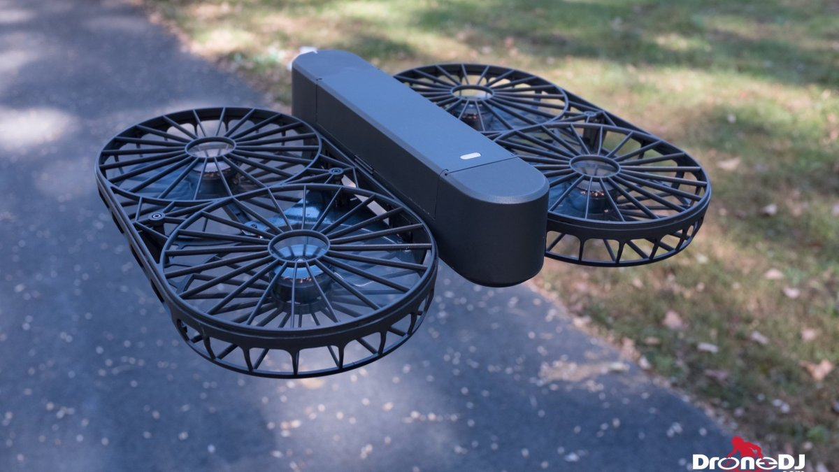 DroneDJ Rewards - Moment Drone Foldable 4K Aerial Camera Drone-7