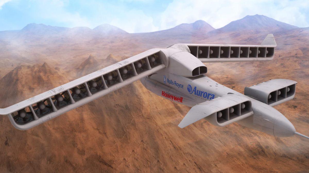 Boeing pursues autonomous flight with acquisition of Aurora Flight Sciences
