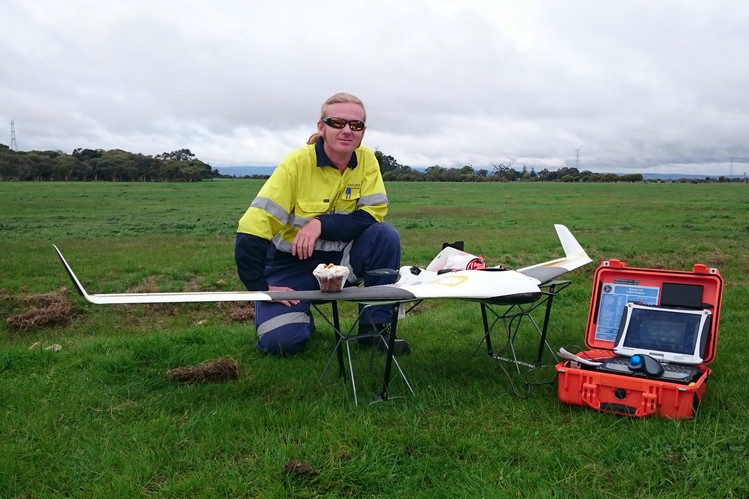 Daniel Parfitt - $80,000 Drones ripped out of the sky by Australian wedge-tailed eagles