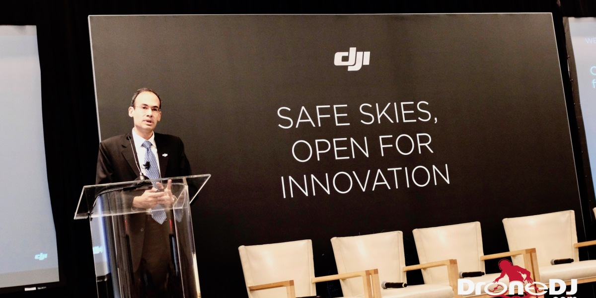 Micheal Murray, DJI's VP of Policy and Legal Affairs - DJI Open Skies, Open For Innovation