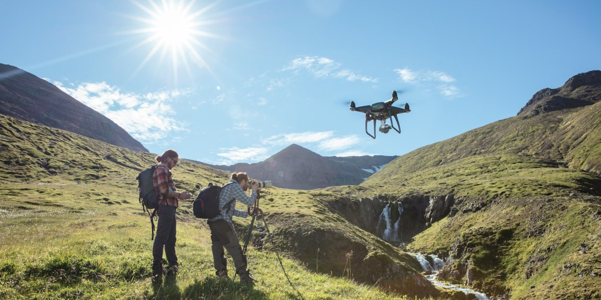 DJI releases AeroScope to identify and track airborne drones