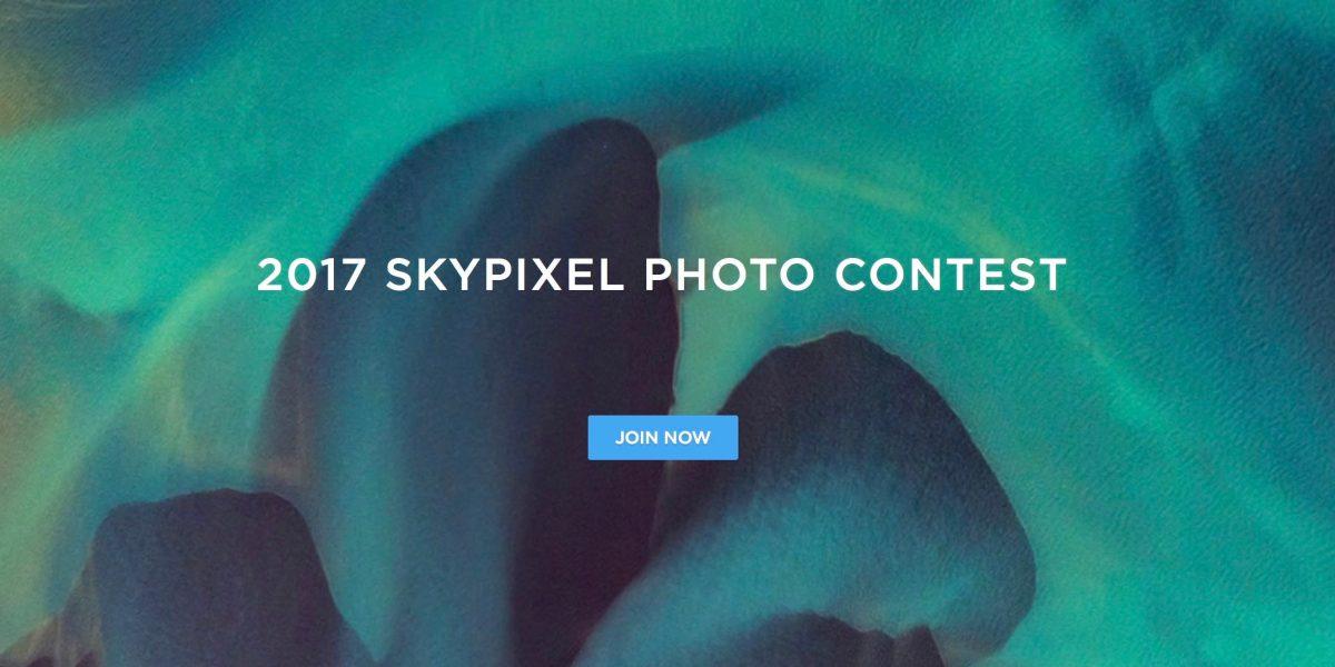 DJI SkyPixel Photo contest