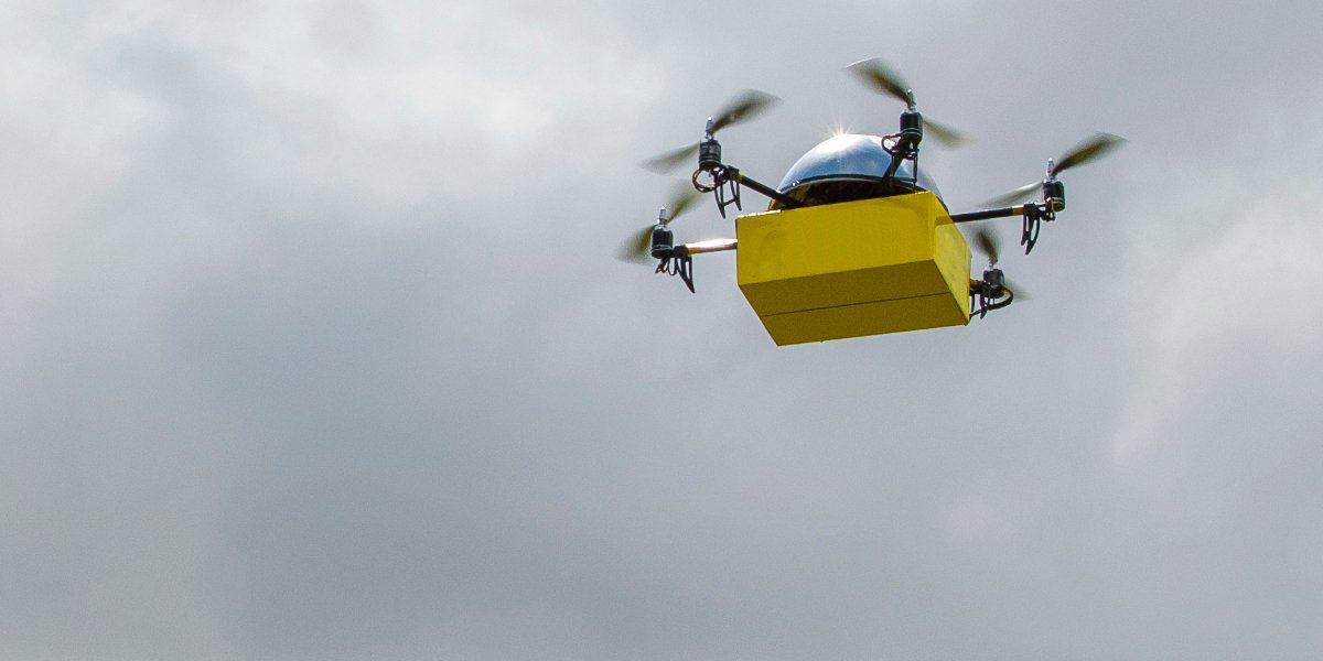 Drone drops drugs and cellphones into Michigan prison
