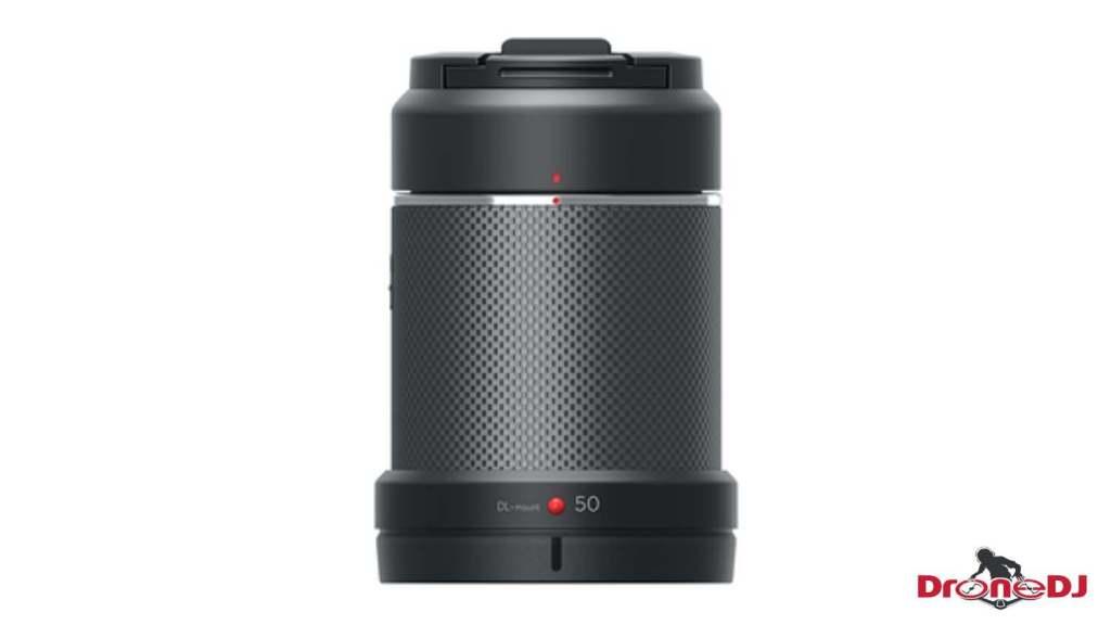 DroneDJ DJI Zenmuse X7 DL 50mm F2.8 LS ASPH Leaf Shutter Lens 2