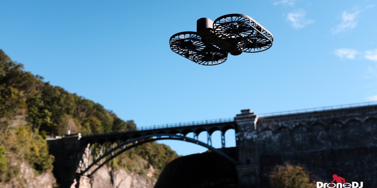 DroneDJ Moment Drone Foldable 4K Aerial Camera-5