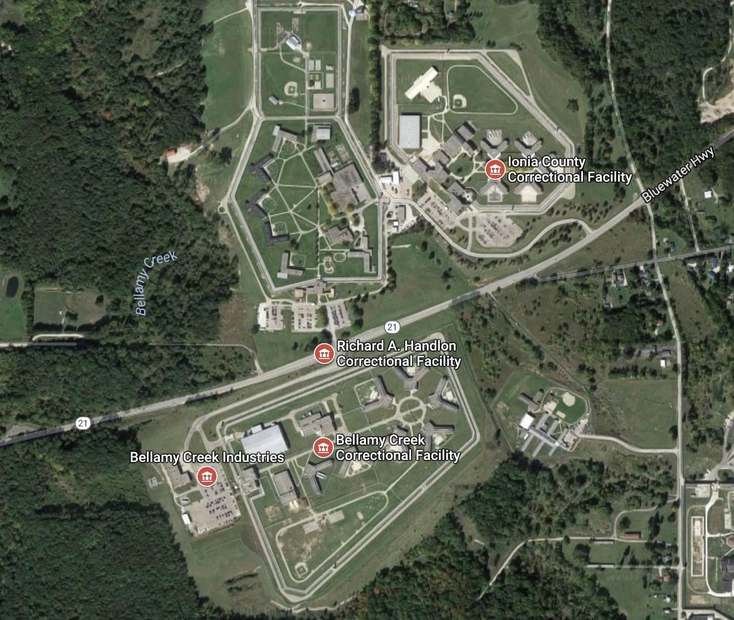 Ionia prisons