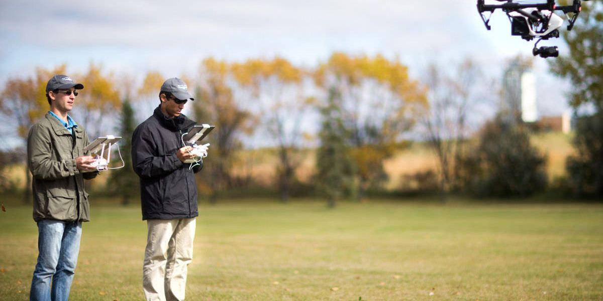 North Dakota commercial drone registrations quadruple