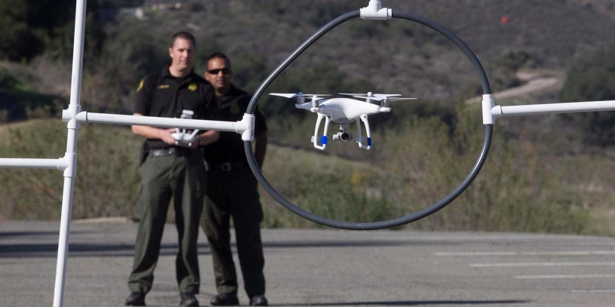 San Diego County Sheriff_s Department used drones in more than 70 situations