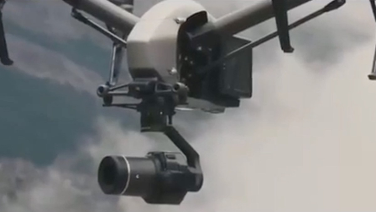 Leaked DJI video hints at new Zenmuse X7 Camera with zoom lens