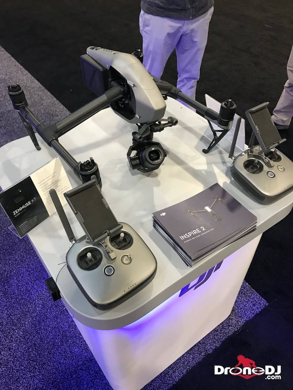 See the DJI Zenmuse X7 at Adobe MAX 2017 copy