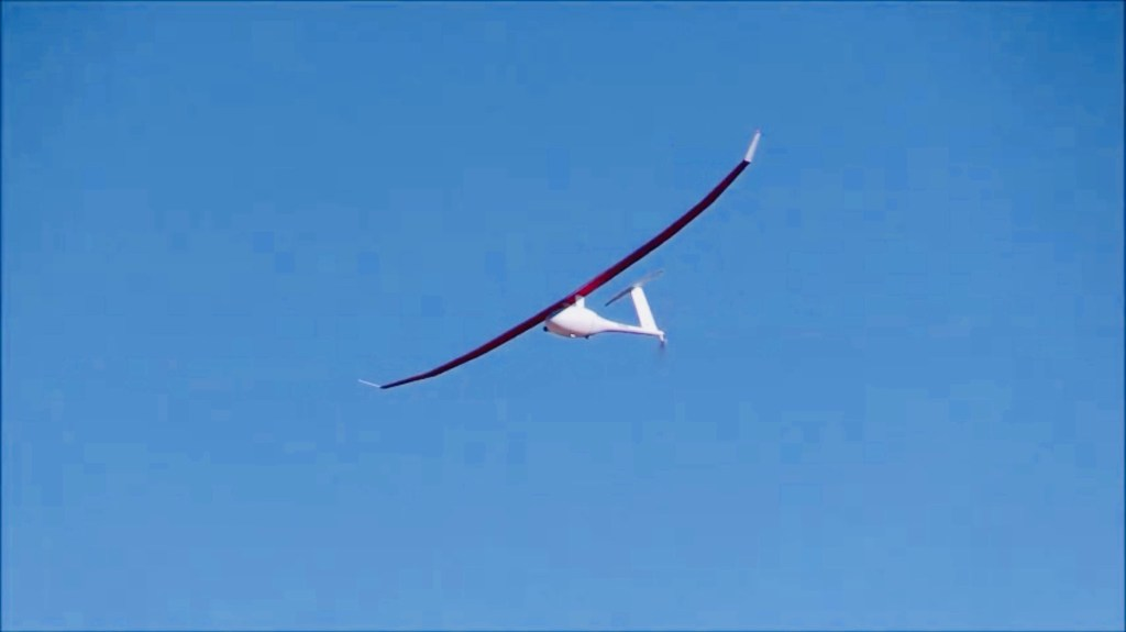 Vanilla VA001 drone sets new endurance record after five days in the air