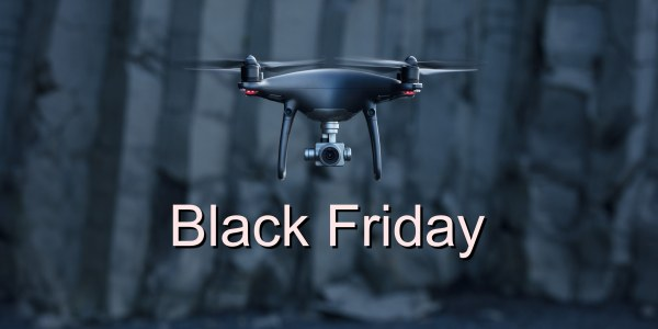 DJI Reveals 2017 Black Friday Product Promotions Discounted Prices On DJI Drones, Handheld Image Stabilizers And Exclusive Bundle Offers