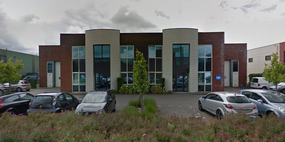 DJI Terra - DJI Europe BV Bijdorp-Oost 62992 LA Barendrecht The Netherlands