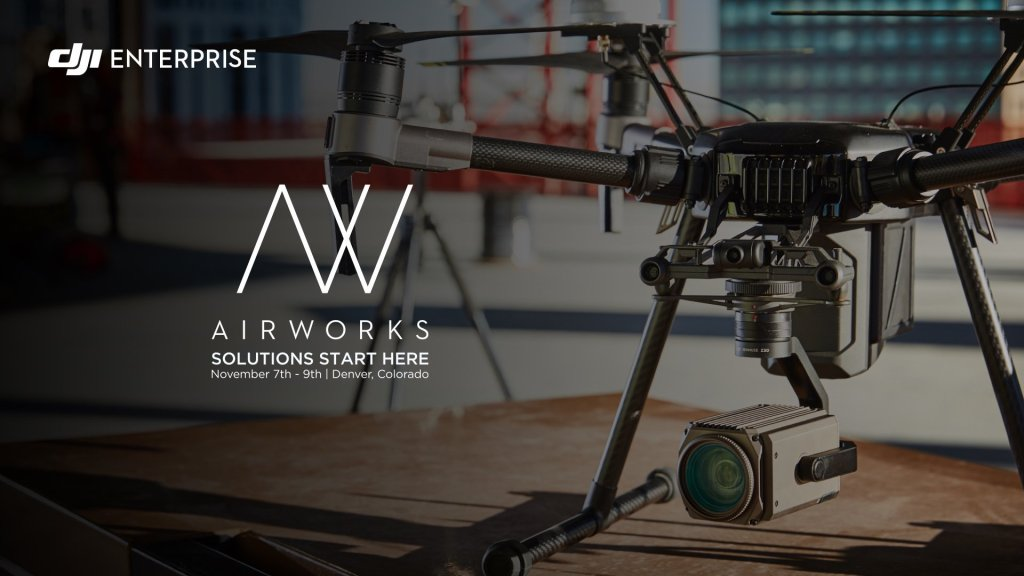 DJI reveals new enterprise drone technology at AirWorks 2017