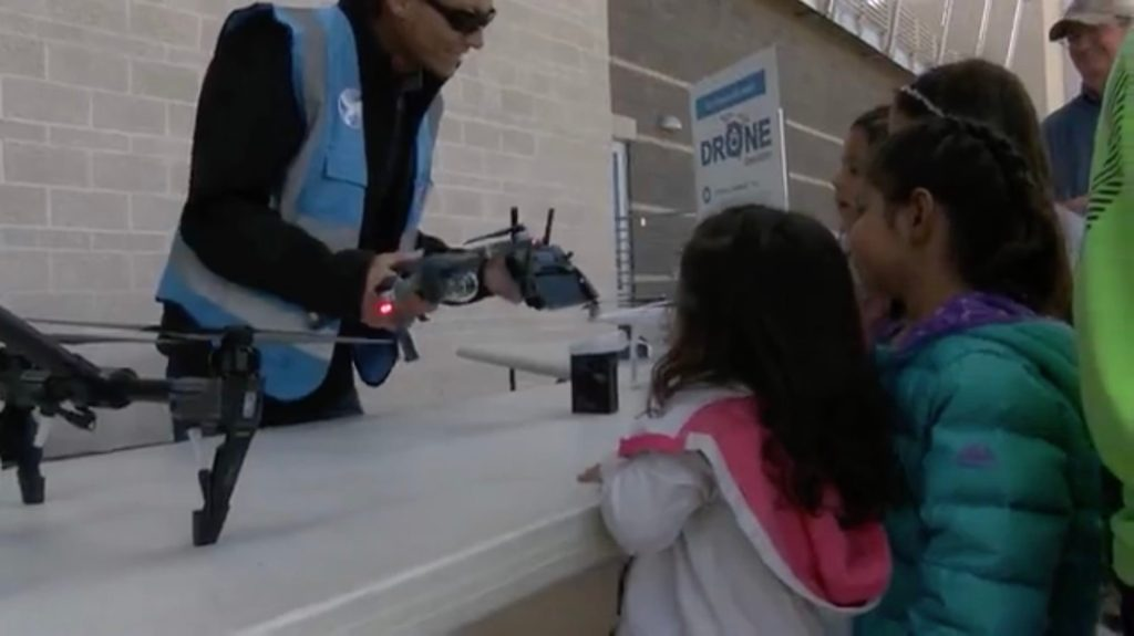 Local get introduced to drones on Drone Discovery Day