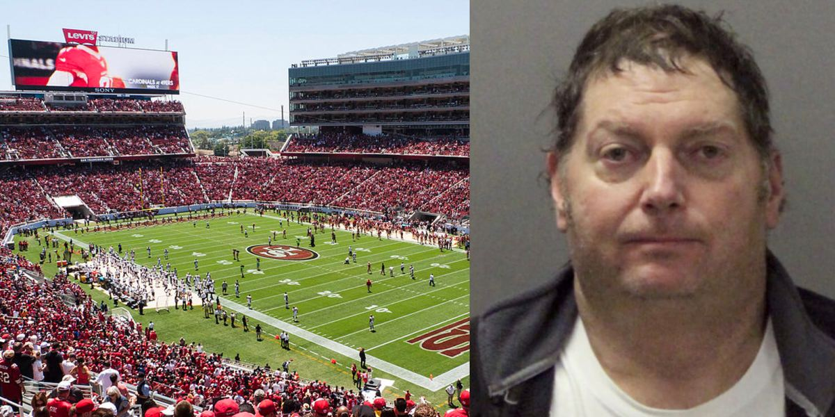 Drone pilot drops anti-media propaganda over two NFL games last weekend