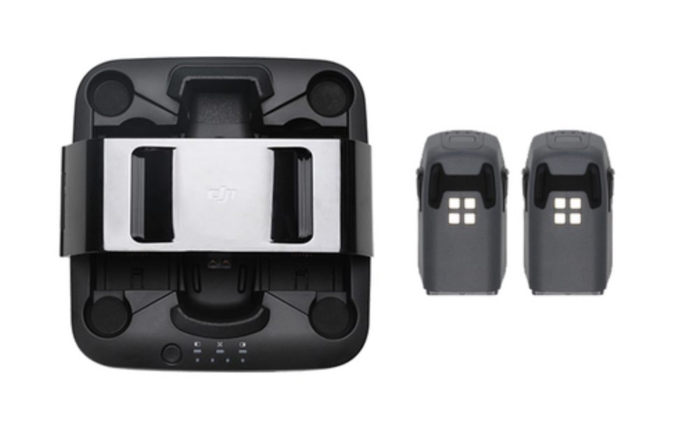 New Spark Portable Power Pack - DJI website is unclear about what is in the box?