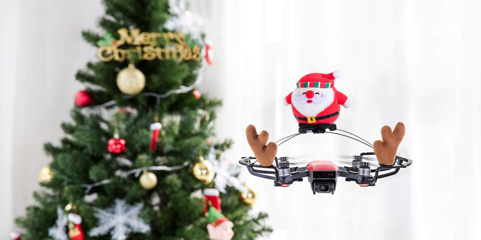 DJI announces Winter Holiday sale for upcoming Christmas shopping ...
