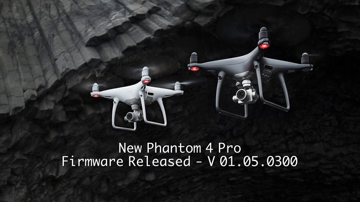 phantom 4 pro 2.0 firmware update