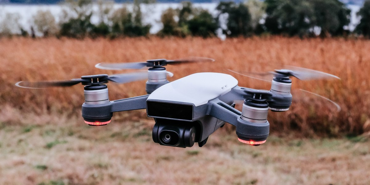 DroneDJ Review: The DJI Spark mini-drone packs a punch