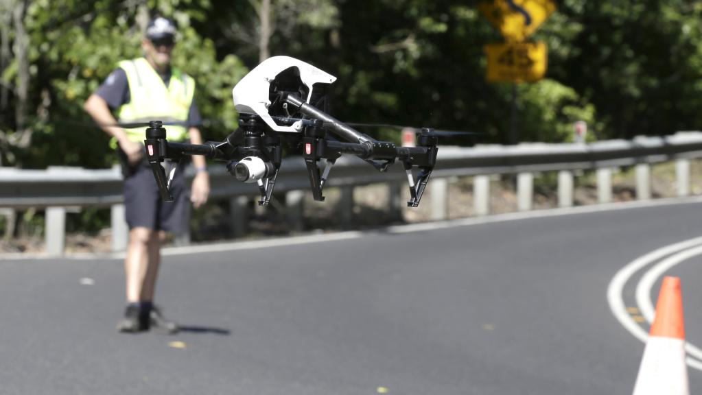 Drones become essential component of Queensland Police operations