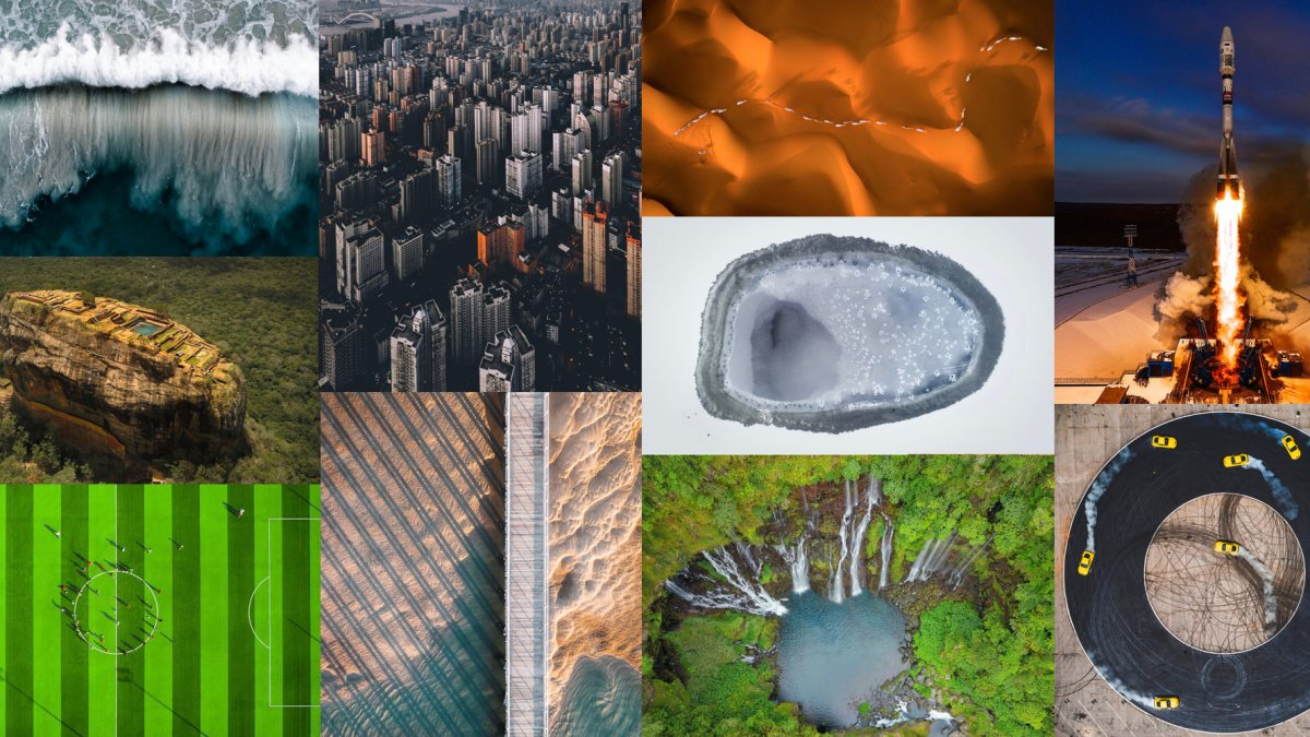 Two weeks left to submit your photo to the DJI SkyPixel contest