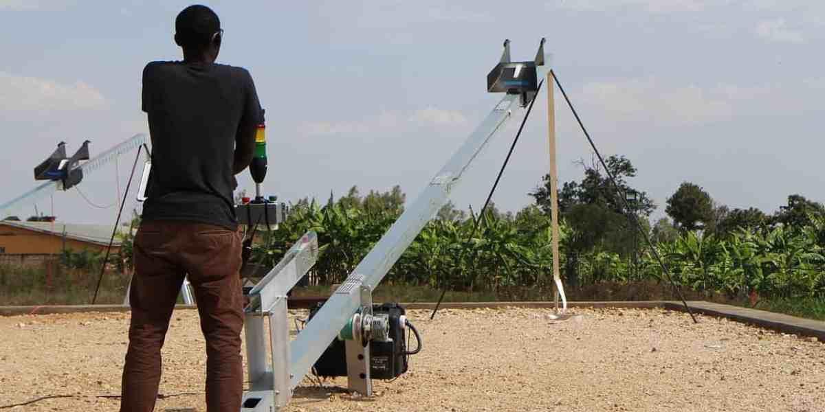 Zipline drones service