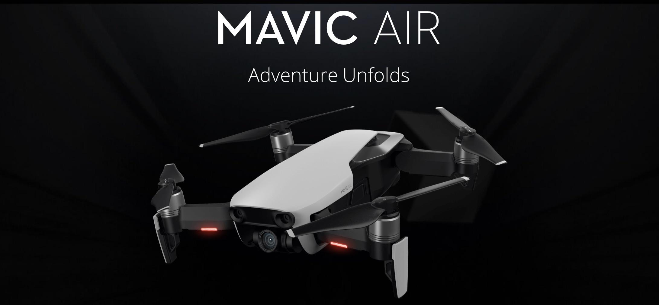 About the Mavic Air