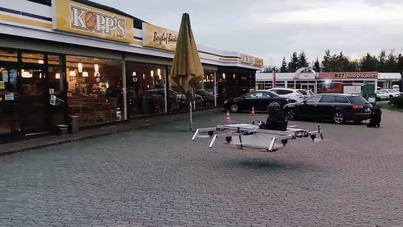 Bathtub Drone Motors