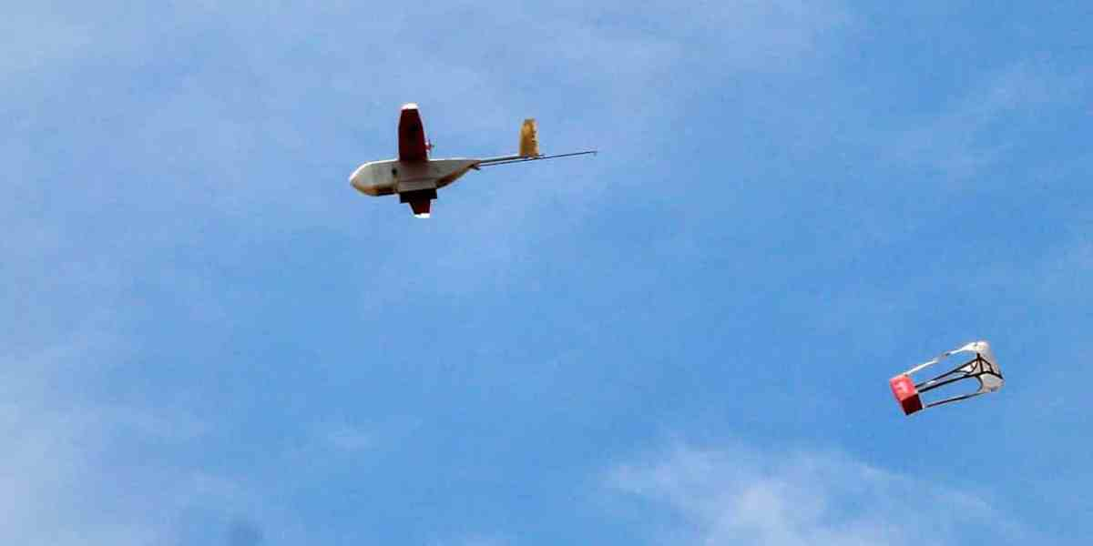 Uber for blood - Rwandan drone deliveries are saving lives
