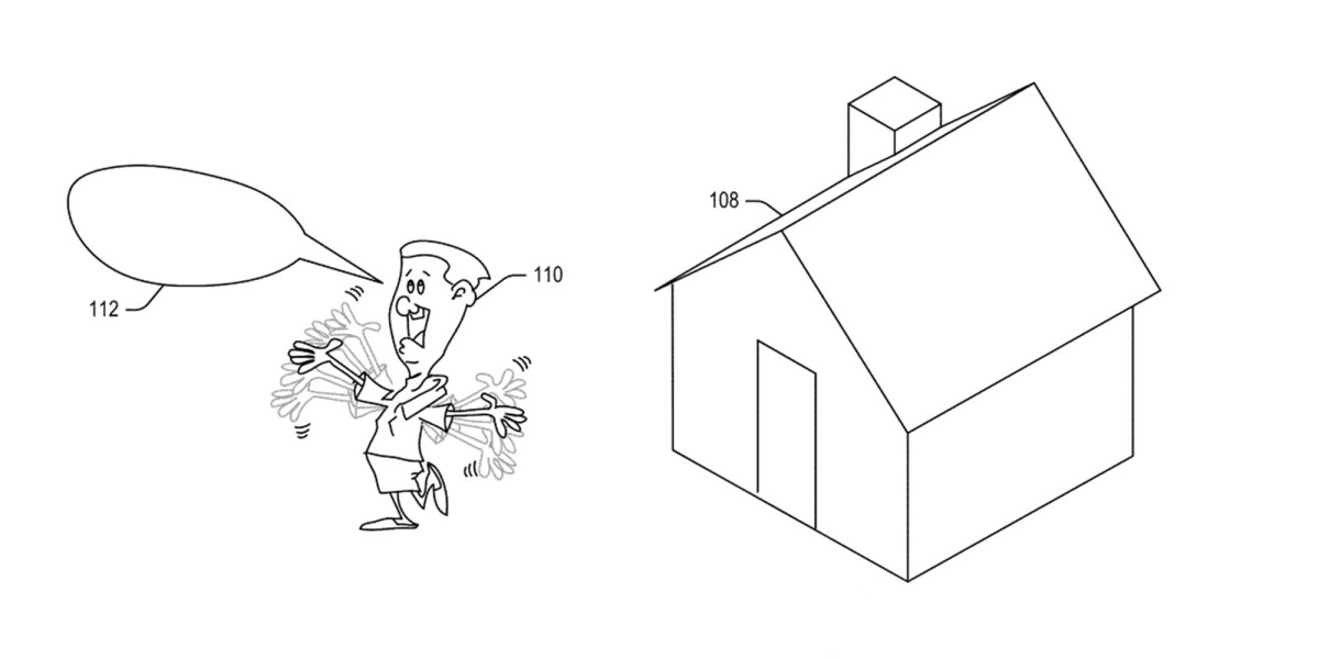 Amazon delivery drone can interact with people waving their arms