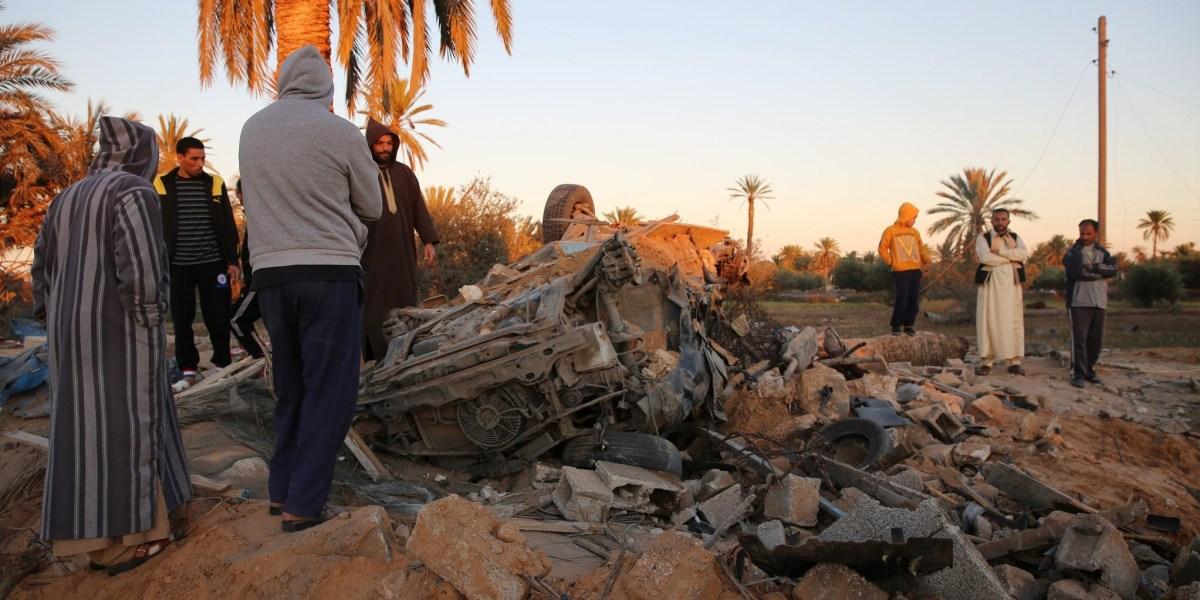 American Drone Strike in Libya Kills Top Qaeda Recruiter