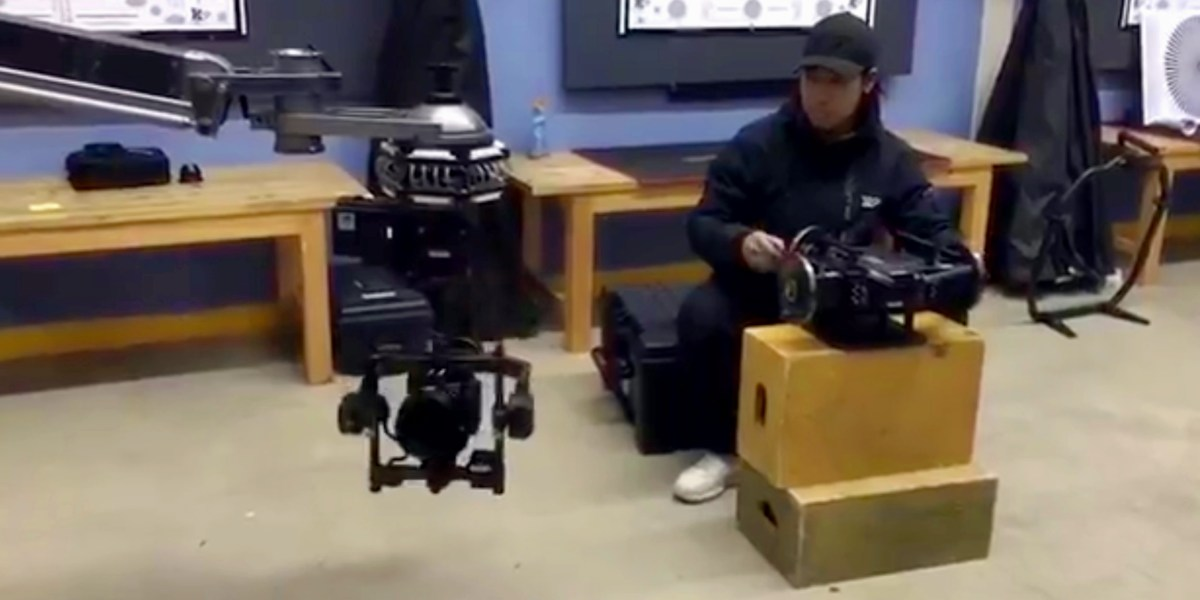DJI MasterWheels. Could this be the new way of working DJI is hinting at?