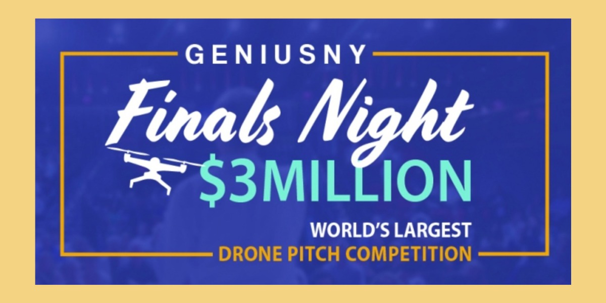 The world's largest drone pitch competition