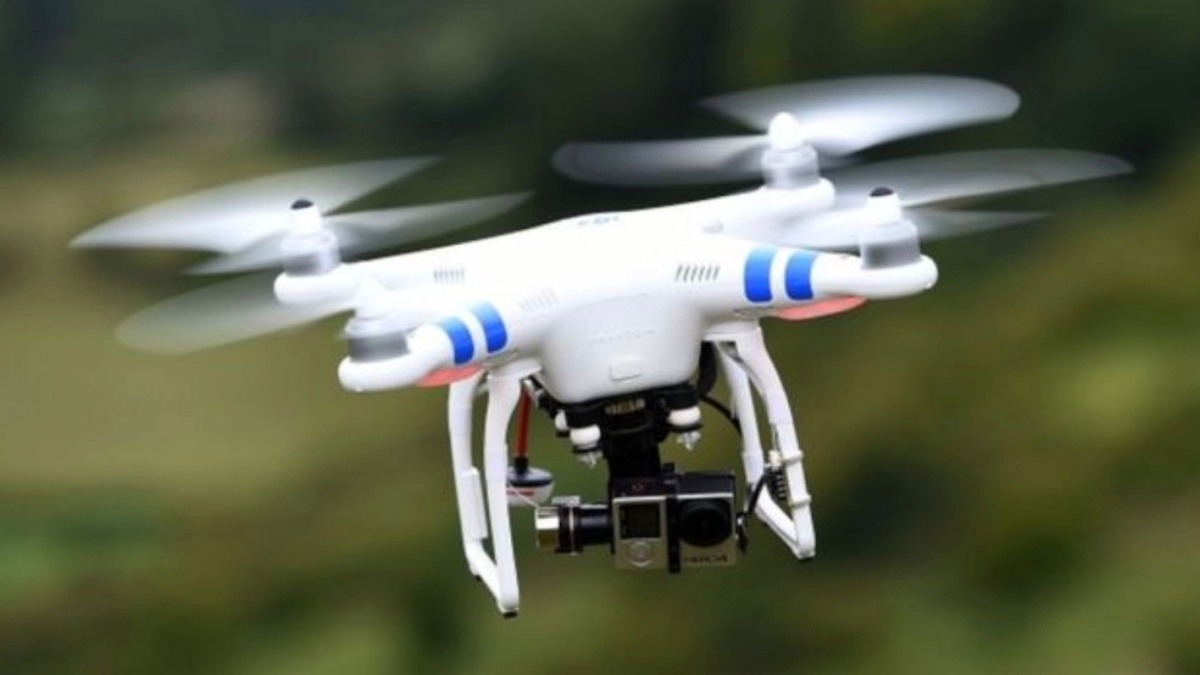 Ten people charged for large-scale drone deliveries of drugs and phones into English prisons