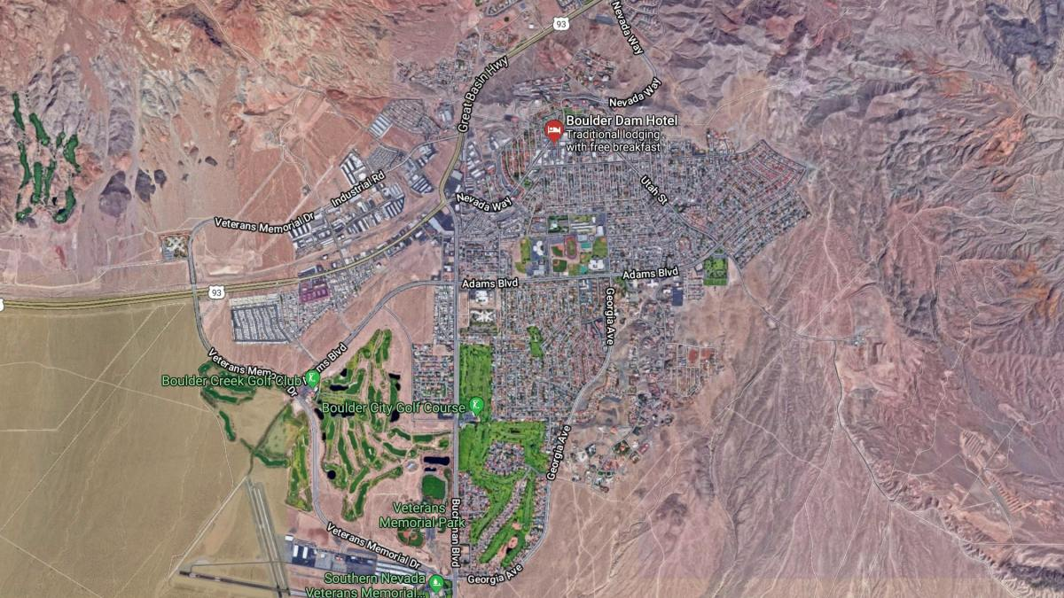 Boulder City, Nev. wants to charge drone pilots up to $100 per day to fly