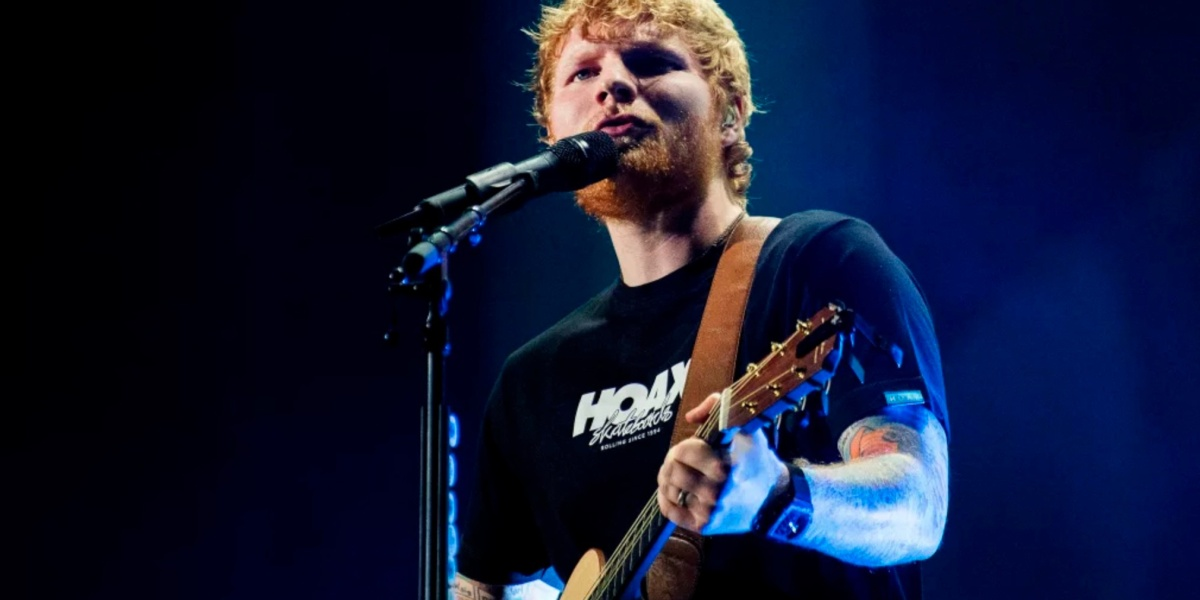 Flying a drone over Ed Sheeran concert results in pilot receiving a $1,050 ticket