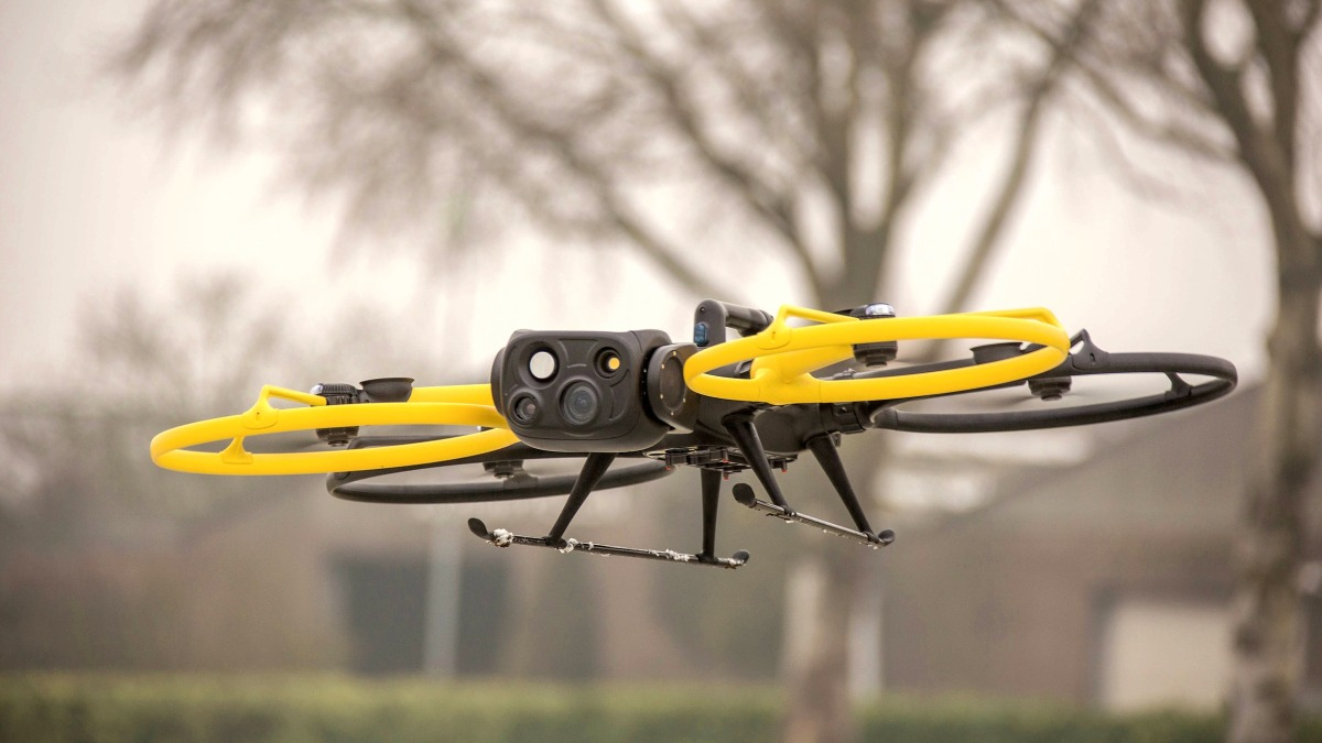 Dutch startup, Avular raises $1,8 million to fund business expansion for their modular drone platform, the Aerial Curiosity