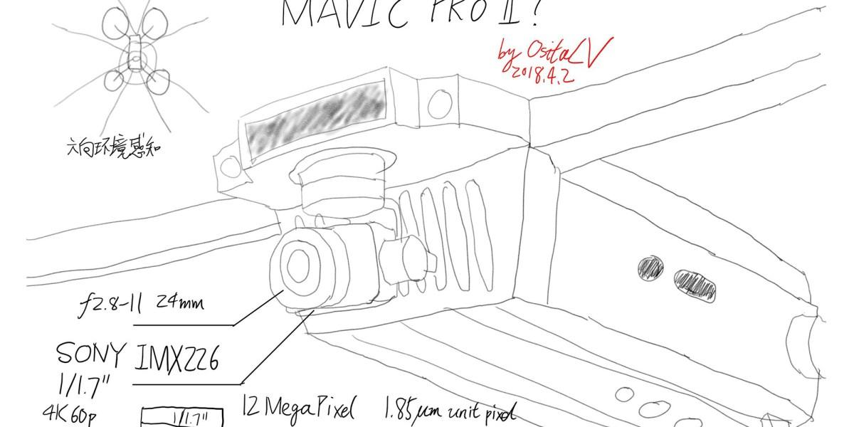 More details on rumored Sony image sensor for DJI Mavic Pro II (2)