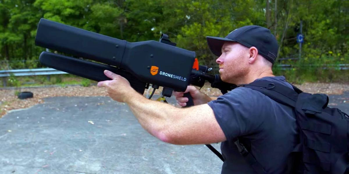 DroneShield will be protecting NASCAR