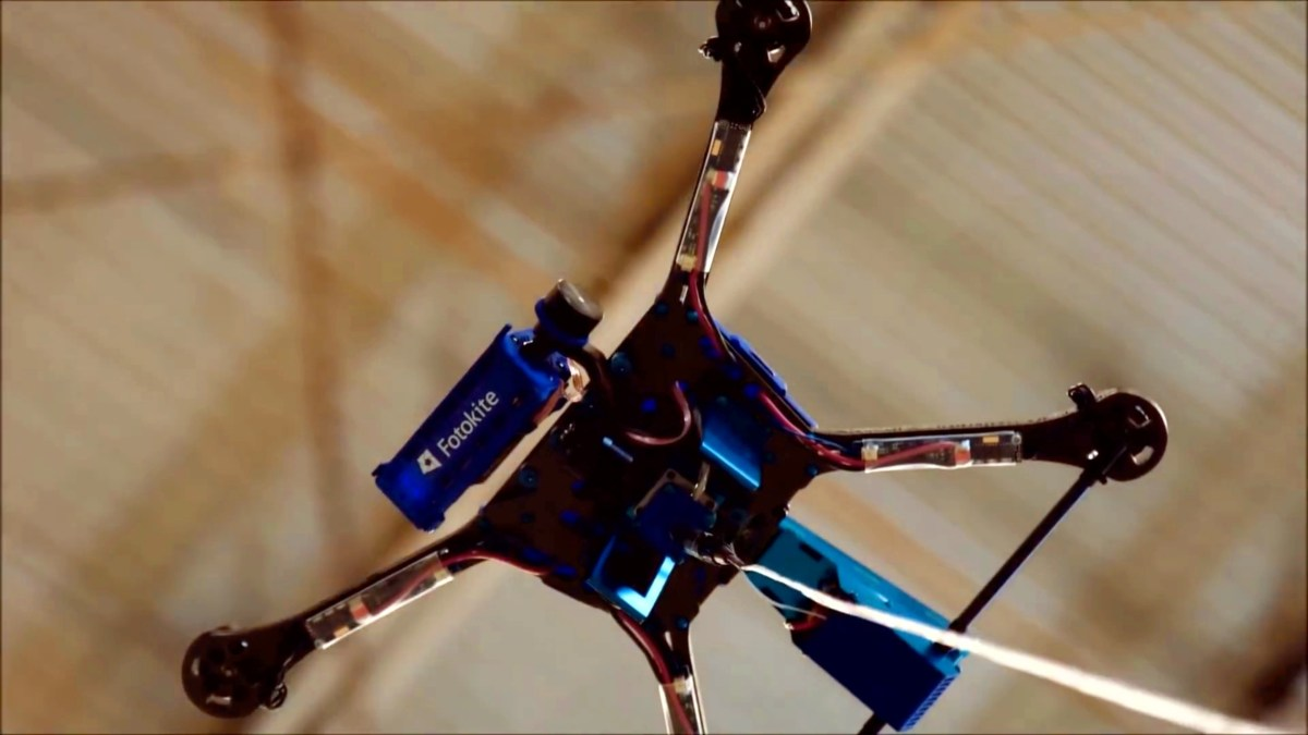 Fotokite takes home $1 million in Genius NY drone competition