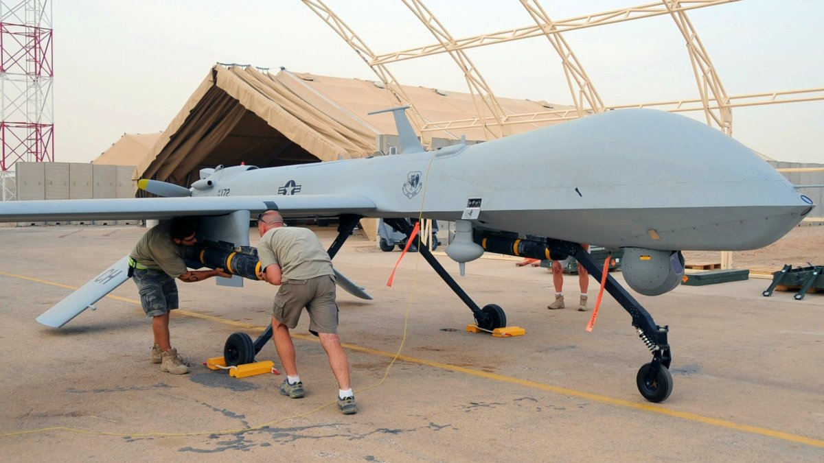 Officials say that Russia is jamming U.S. drone operation in Syria