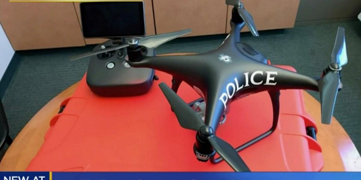 DJI Phantom 4 added to the arsenal by police of Lodi, CA
