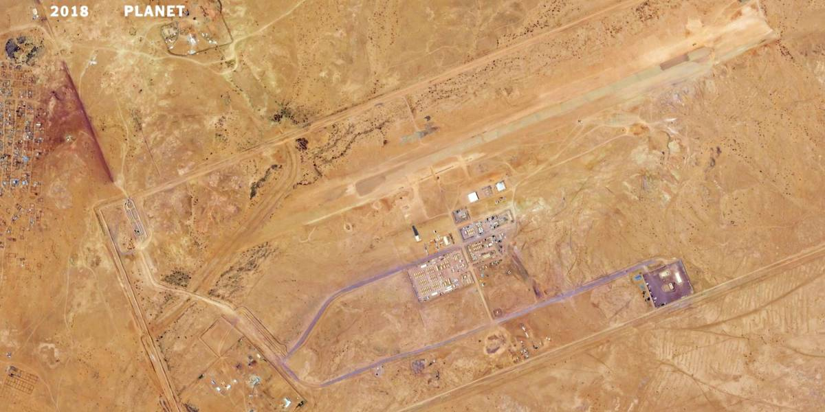 The U.S. is building a massive, $110 million drone base in the Sahara