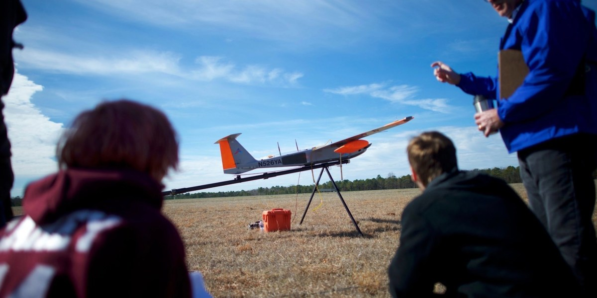 Strong growth in drone sales sparks interest of schools, colleges and universities