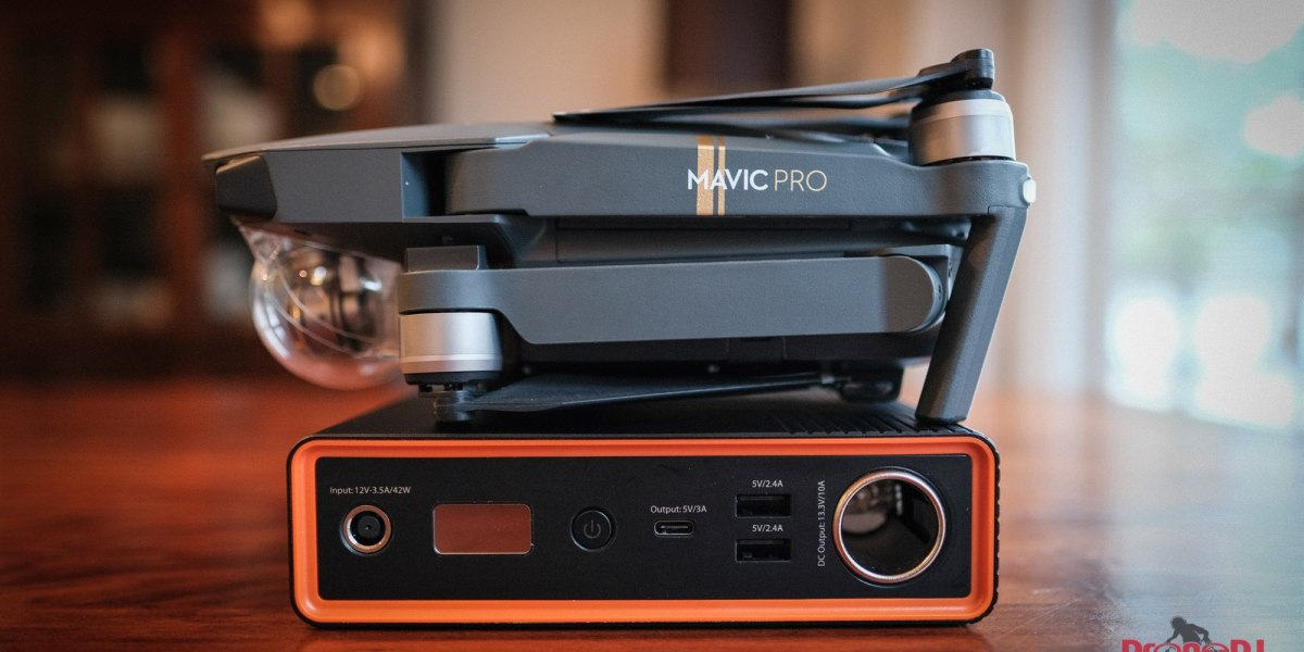 The Jackery Explorer 200 delivers outdoor portable power for electronic devices (6 of 7)
