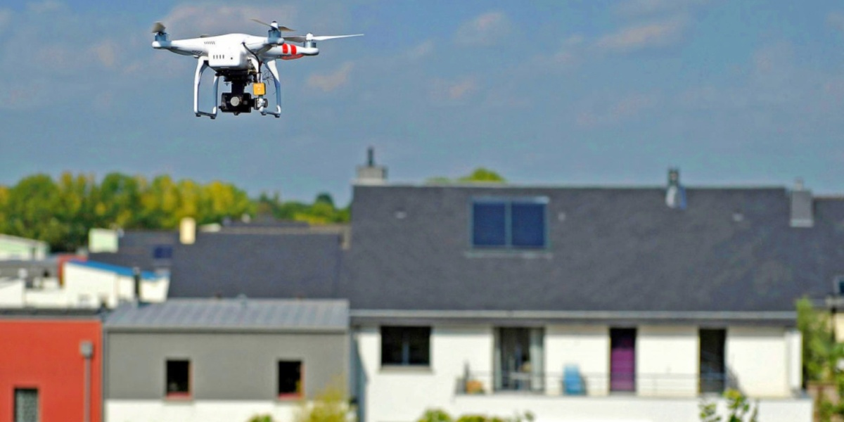 You can shoot down a drone that is invading your privacy according to Swiss lawyers